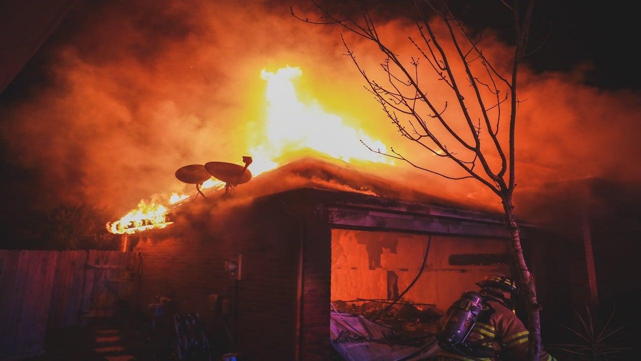 Katy Texas Fire