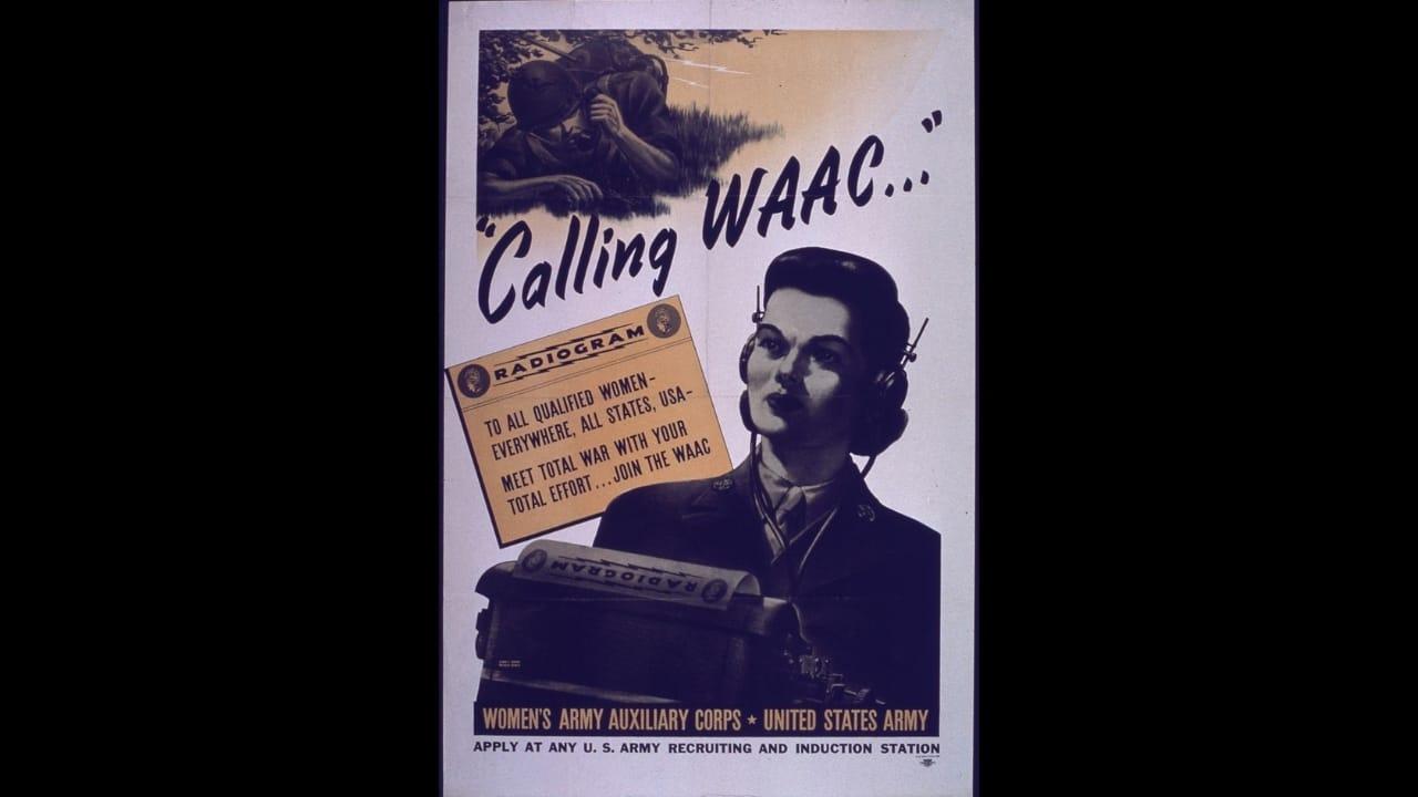 Calling WAAC - Recruitment Material