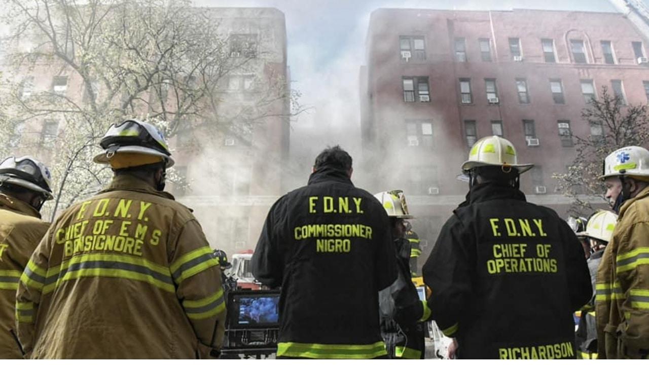 8-alarm fire