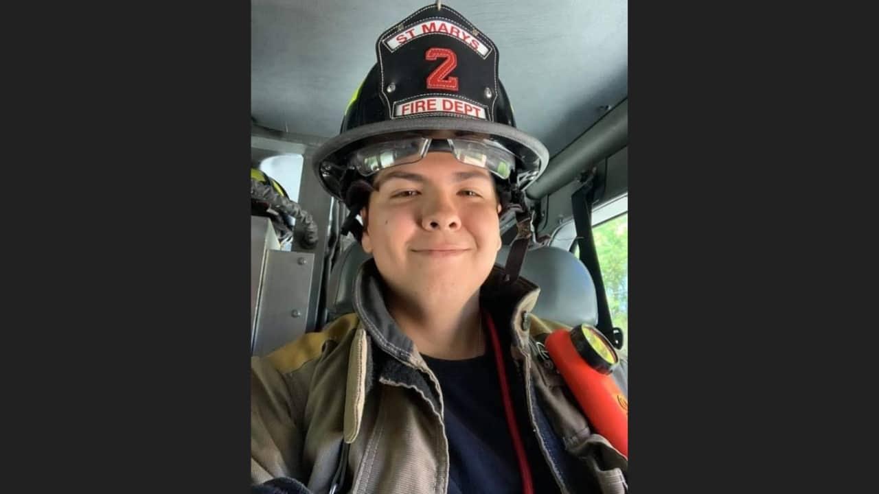 Georgia Firefighter
