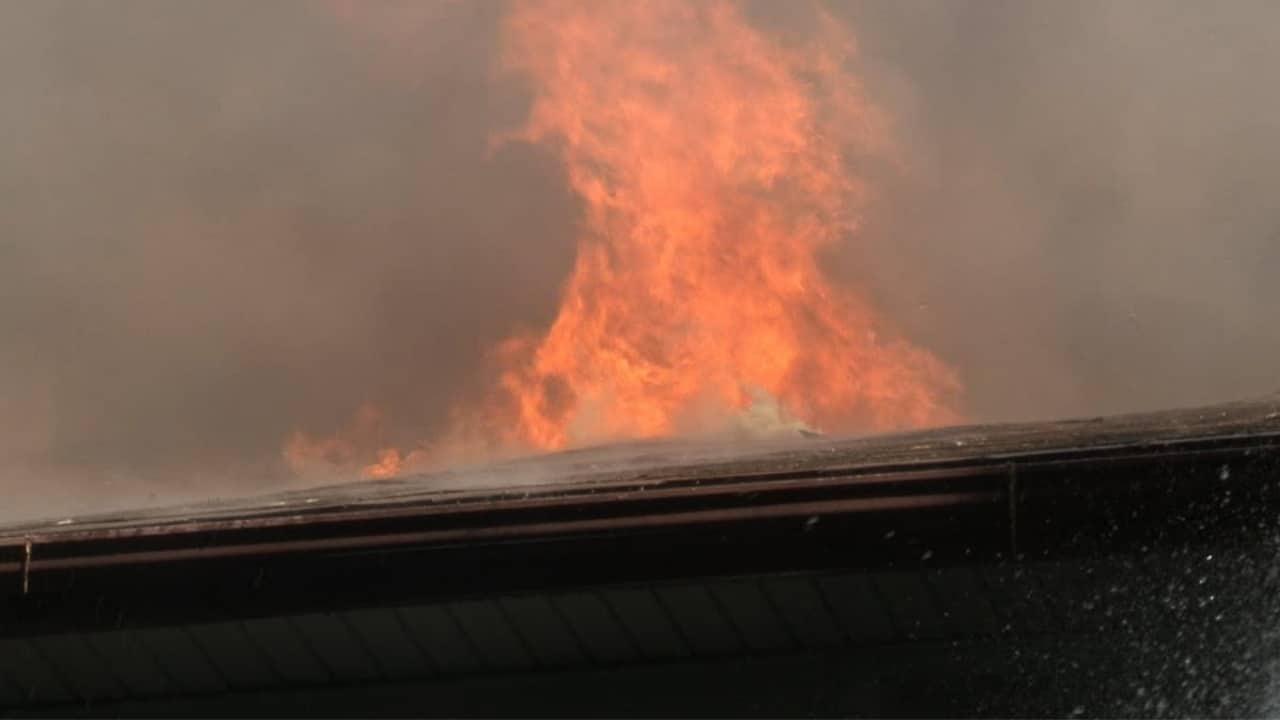 Massachusetts Fire