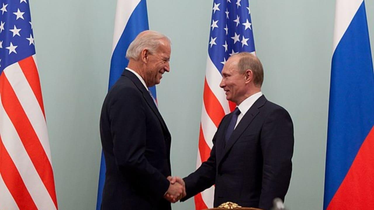 Biden & Putin