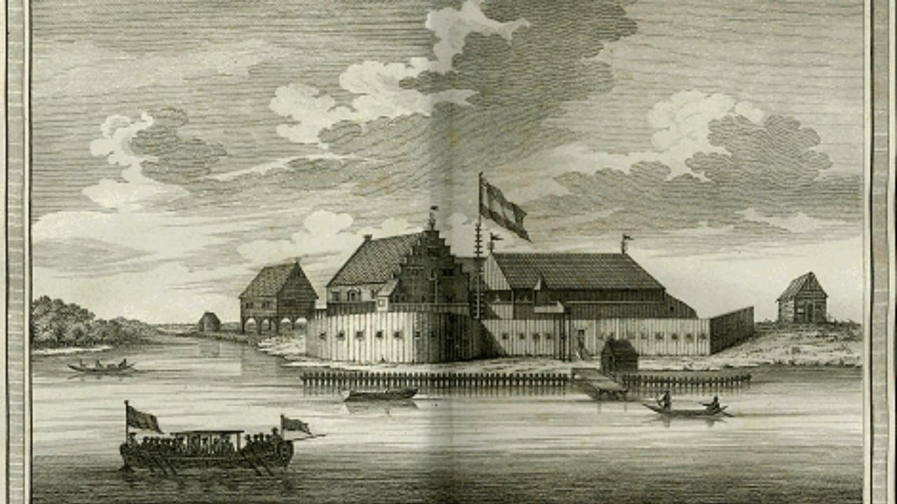 Fort Nassau