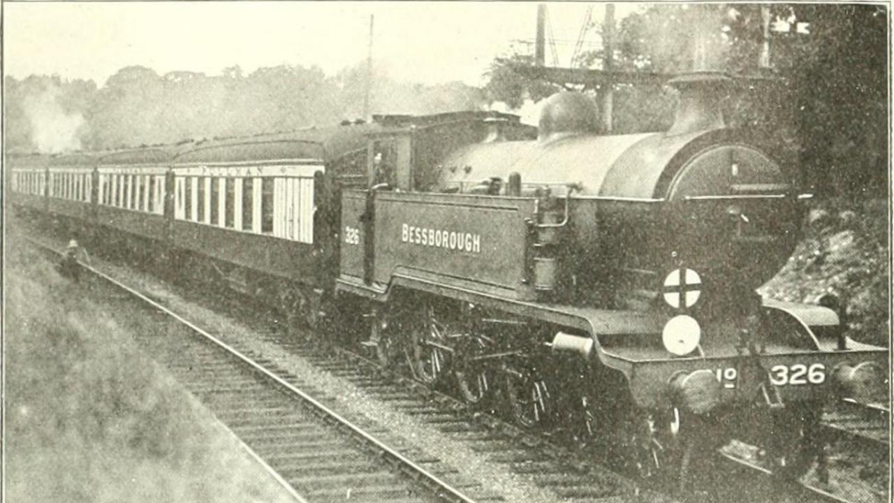 Great Locomotive Race