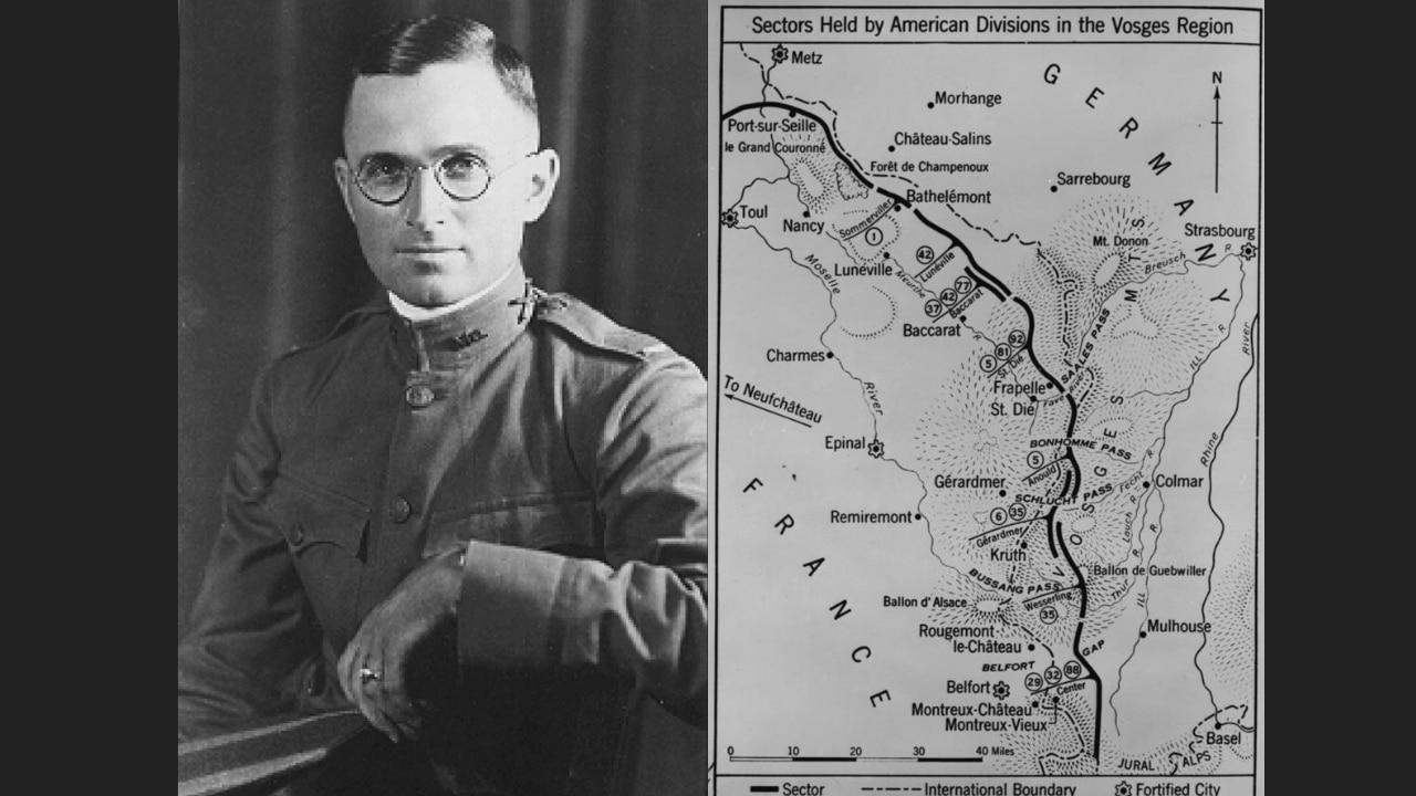 Truman WWI