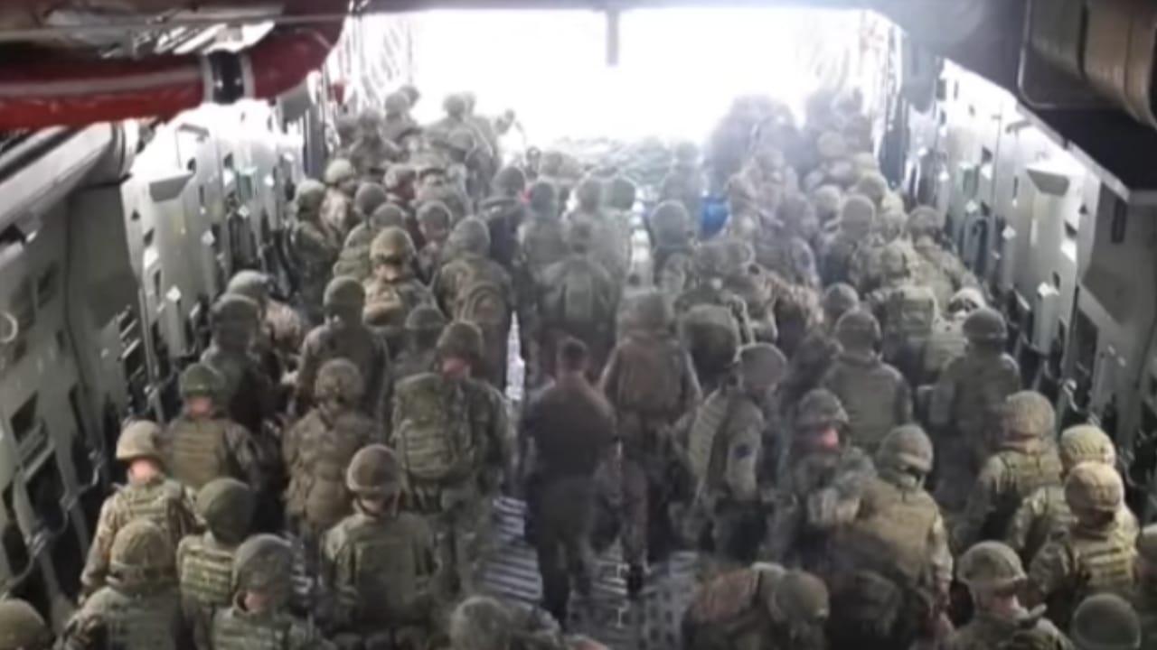 Taliban Advancing
