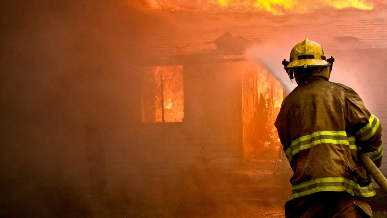 Missouri House Fire